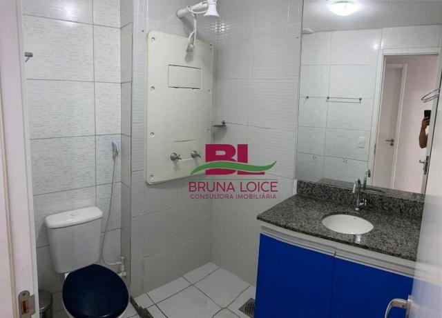 Apartamento à venda no Central Park, 67 m² por R$ 275.000 - Neópolis - Natal/RN - Foto 5