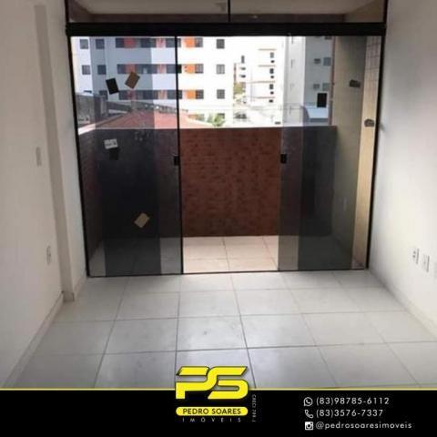Apartamento com 3 dormitórios à venda, 70 m² por R$ 340.000 - Jardim Cidade Universitária  - Foto 4