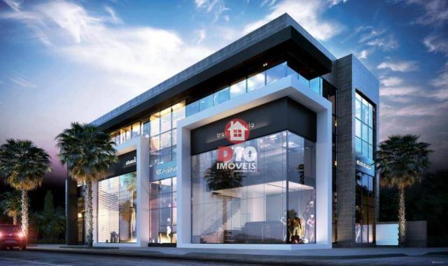 Sala à venda por R$ 585.000,00 - Centro - Passo de Torres/SC - Foto 4