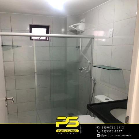 Apartamento com 2 dormitórios à venda, 69 m² por R$ 169.000,00 - Água Fria - João Pessoa/P - Foto 2