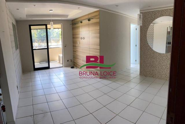 Apartamento à venda no Central Park, 67 m² por R$ 275.000 - Neópolis - Natal/RN - Foto 3