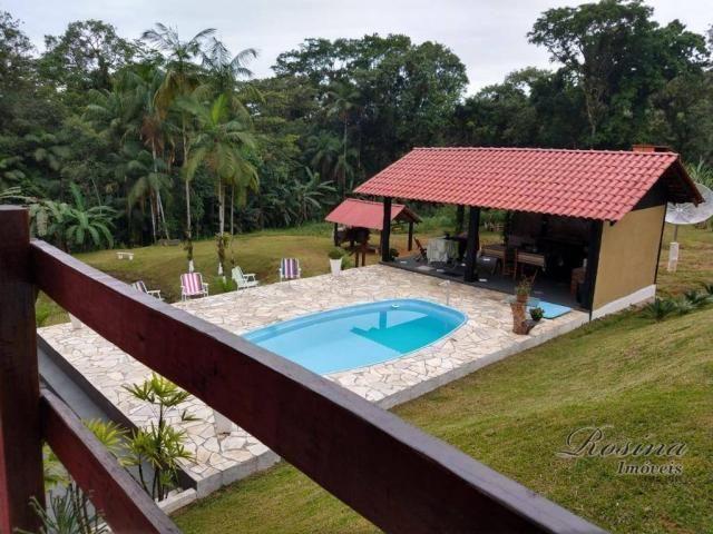 Chácara com 3 dormitórios à venda, 24200 m² por R$ 650.000,00 - Capituva - Morretes/PR - Foto 3