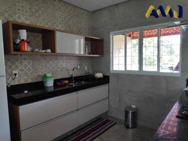 Chácara em Condomínio Fechado - ANALISA PERMUTA PARCIAL - Foto 12