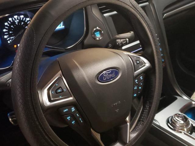 Ford Fusion Hybrid Dourado 2018 - Impecável - Vendo ou Troco (Japoneses/Alemães com Bx KM) - Foto 16