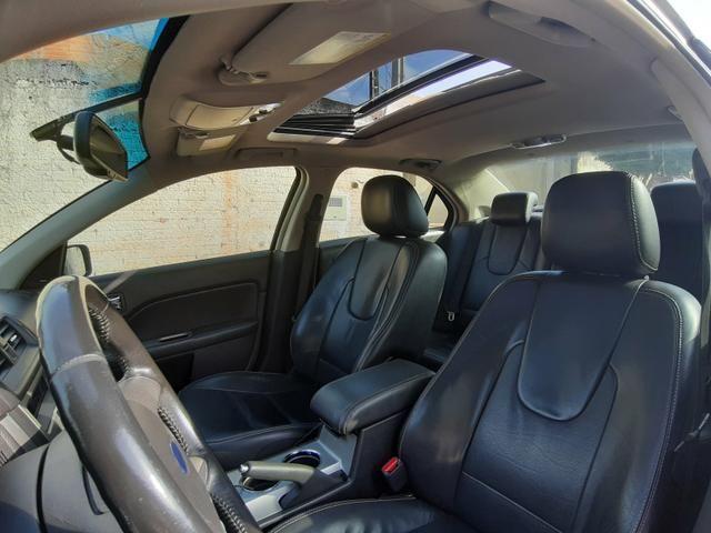Ford Fusion SEL 2.5, 2010, com Teto - Foto 6