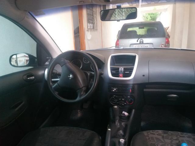 Peugeot 207 HB 1.4 8v 2011/2011 - Foto 3