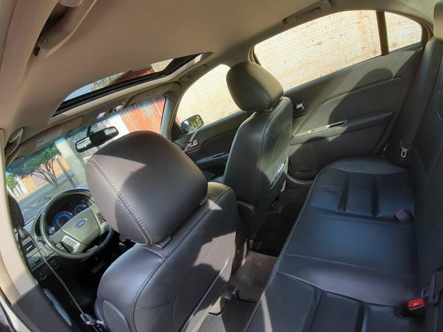 Ford Fusion SEL 2.5, 2010, com Teto - Foto 7