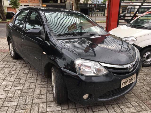 """A2 Toyota Etios Sedan 1.5 Flex """" Único Dono """" Todo Original - 2014"""