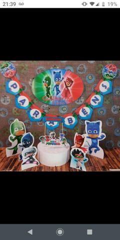 Kit decoração prático 70,00 reais - Foto 2