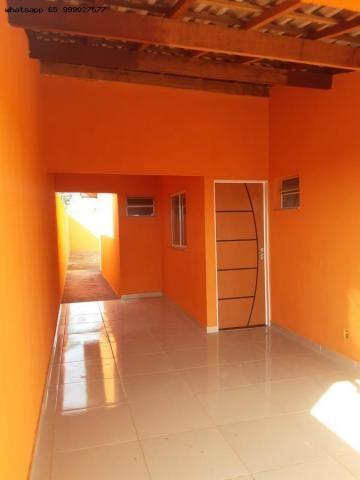 Casa para Venda em Várzea Grande, Novo Mundo, 2 dormitórios, 1 suíte, 2 banheiros, 2 vagas - Foto 11