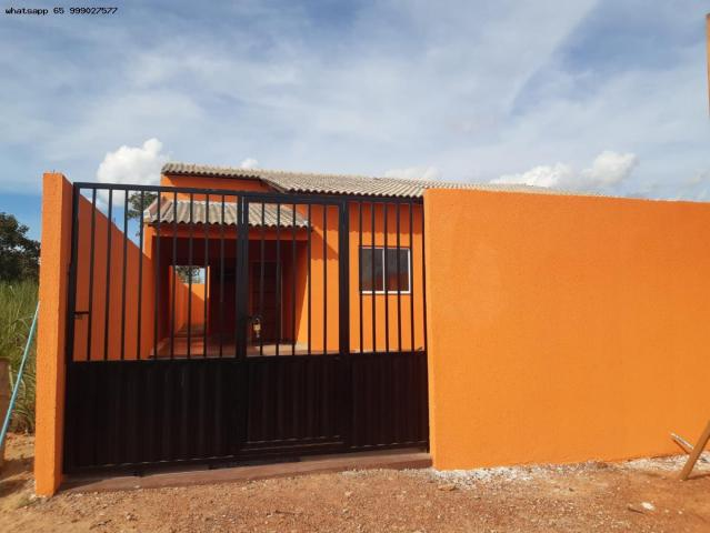 Casa para Venda em Várzea Grande, Novo Mundo, 2 dormitórios, 1 suíte, 2 banheiros, 2 vagas - Foto 9
