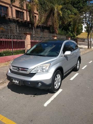 Honda/ CR-V EXL 2.0 16V Gasolina 4P Automático + Teto solar - Foto 3