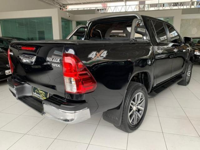 Toyota hilux 2018 2.8 srx 4x4 cd 16v diesel 4p automÁtico