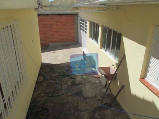 Casa residencial para locação, Jardim Itu Sabará, Porto Alegre. - Foto 3