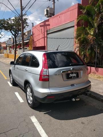 Honda/ CR-V EXL 2.0 16V Gasolina 4P Automático + Teto solar - Foto 5