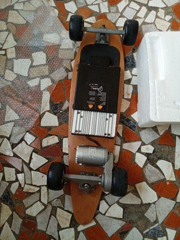 Skate elétrico Novo - Foto 2