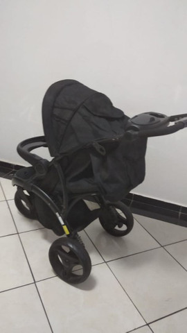 Carrinho de bebê OFF ROAD INFANTI - Foto 3
