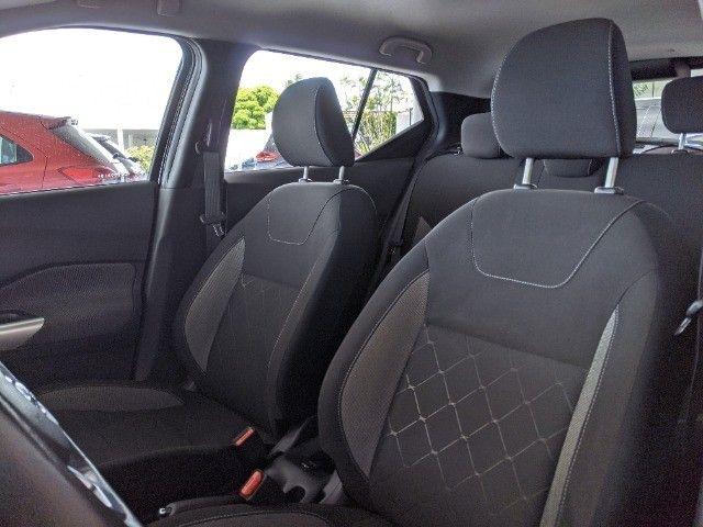 Nissan Kicks 1.6 16V Flexstart SV 4P Xtronic 19/20 Preto! - Foto 16