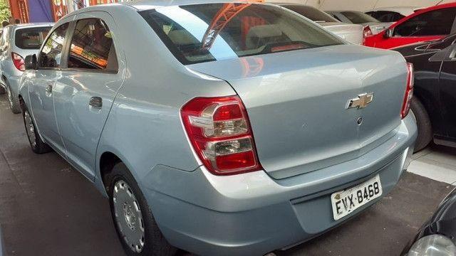 15- Chevrolet Cobalt LS 1.4 8V Flex 2012 Parcelas de R$699