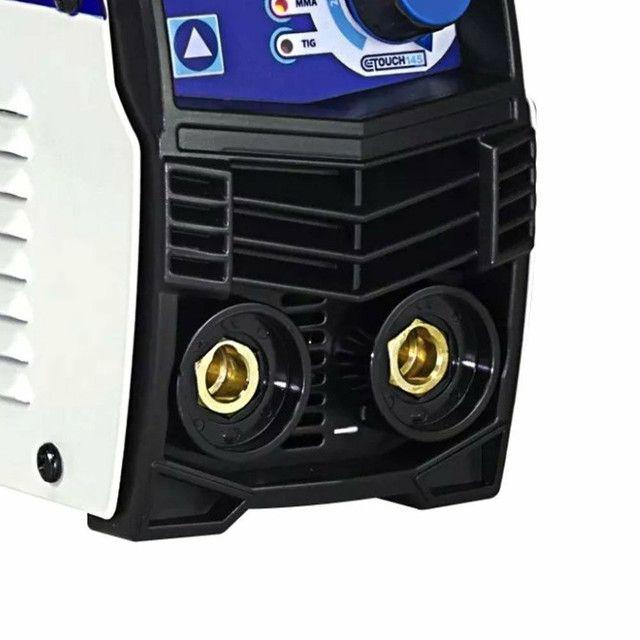 Máquina de Solda Inversora Touch 145 140A - BOXER-1510026<br><br> - Foto 4