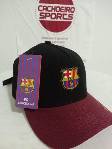 Barcelona Boné Novo