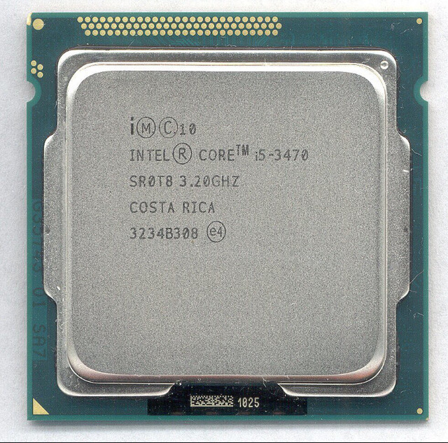 Processador gamer Intel core i5-3470 3.2ghz