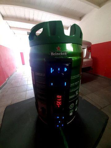 Caixa som Heineken com bluetooth $$$499 reais