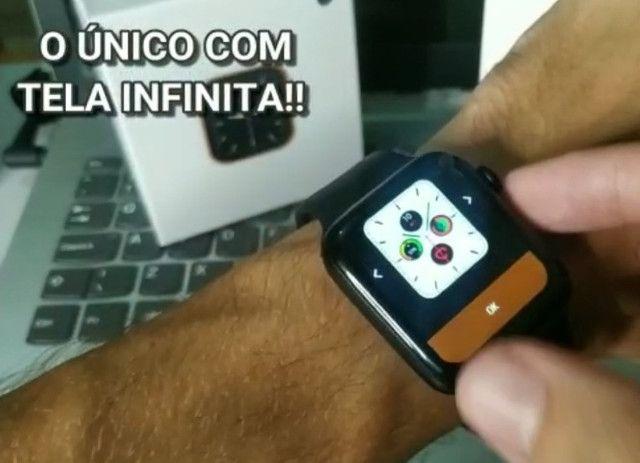 Smartwatch Digital (Iwo W26 / Tela Infinita) Produto Original - Frete Grátis! - Foto 3