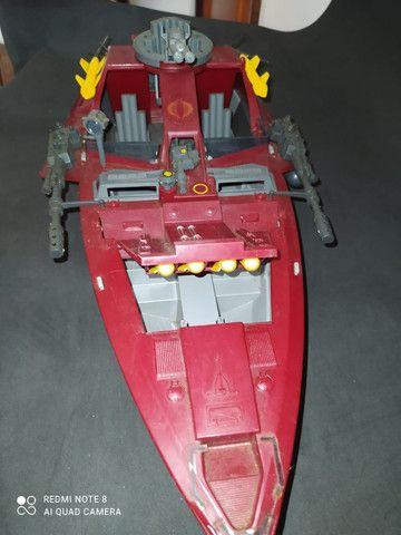 Comandos em ação -hidrojato torpedeiro cobra