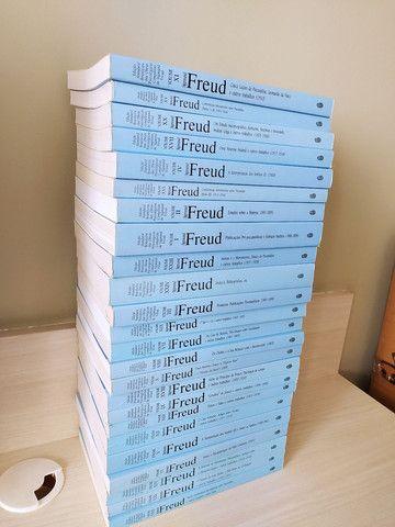 Coleção livros Freud