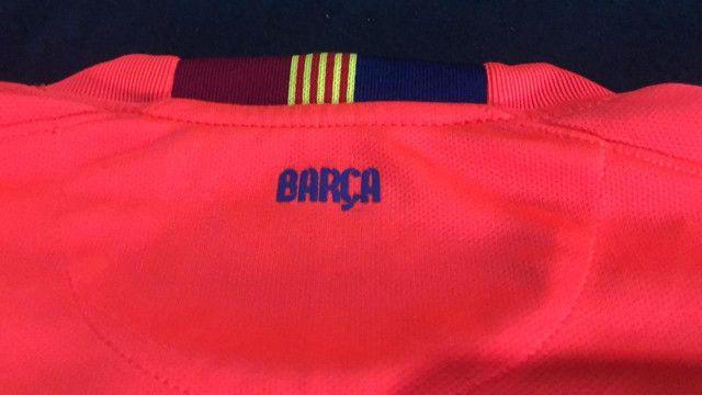 Camiseta Oficial Barcelona  - Foto 5