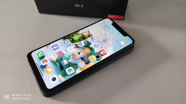 Xiaomi Mi 8 64 gigas não é o lite - Foto 2
