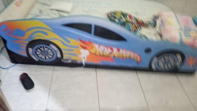 Cama dos carros