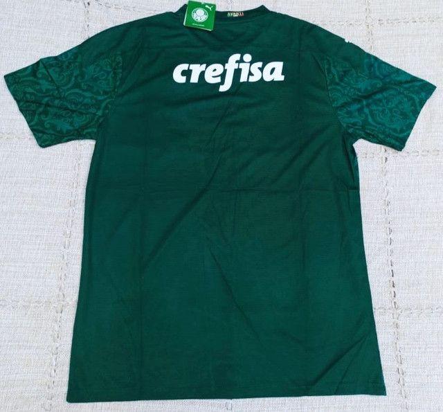 Camisa do Palmeiras Puma 2021 Original Importada Entrego - Foto 6
