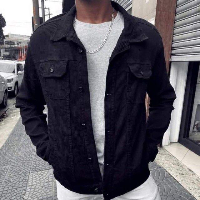 jaqueta jeans - Foto 3