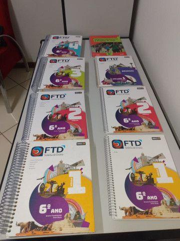 Livros Sexto Ano FTD.(usados) - Foto 2