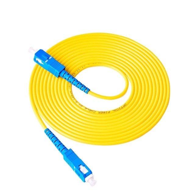 """Cordão optico """"patch cord"""" - Foto 3"""