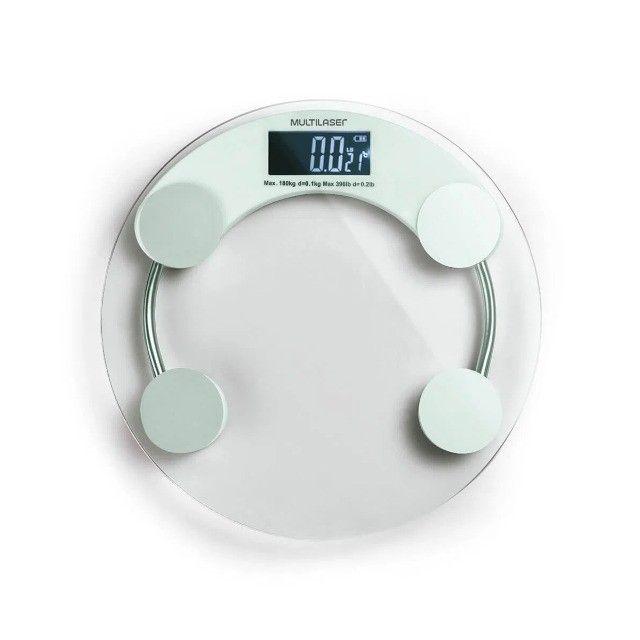 Balança Digital Eatsmart Multilaser Até 180Kg  - Foto 5