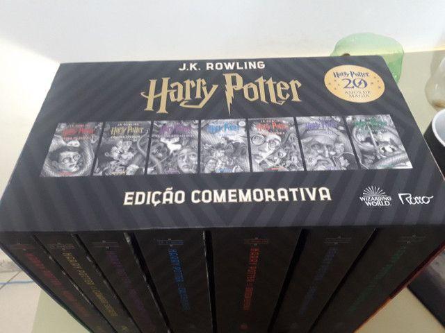 Box livros Harry Potter 20 anos - Foto 2