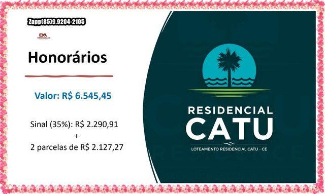 Loteamento Catu- Ligue e invista $$ - Foto 3