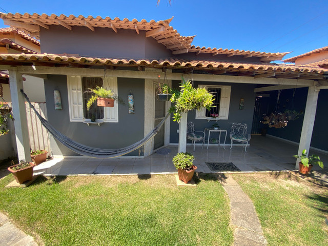Vendo excelente casa de 2 quartos próximo ao condomínio Long Beach em Cabo Frio RJ