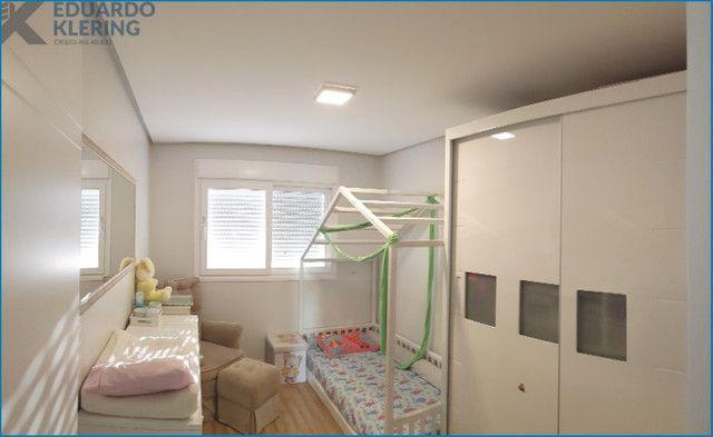 Apartamento com 3 dormitórios, 2 vagas, sacada com churrasqueira, infra completa, Dubai - Foto 8