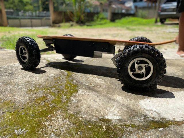 Skate elétrico 800v - Foto 5