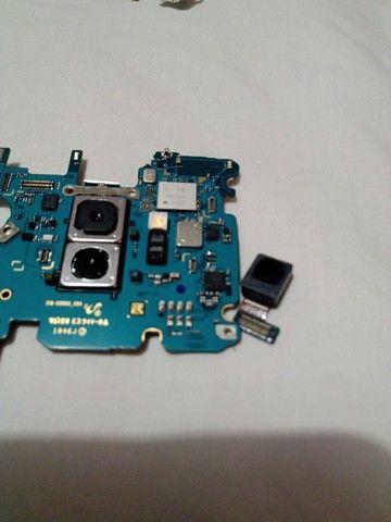 Câmera frontal S9 Plus S9+ G9650 Original