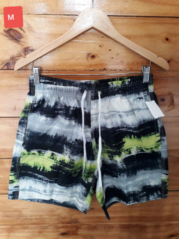 Shorts mauricinho estampados Tactel  - Foto 6