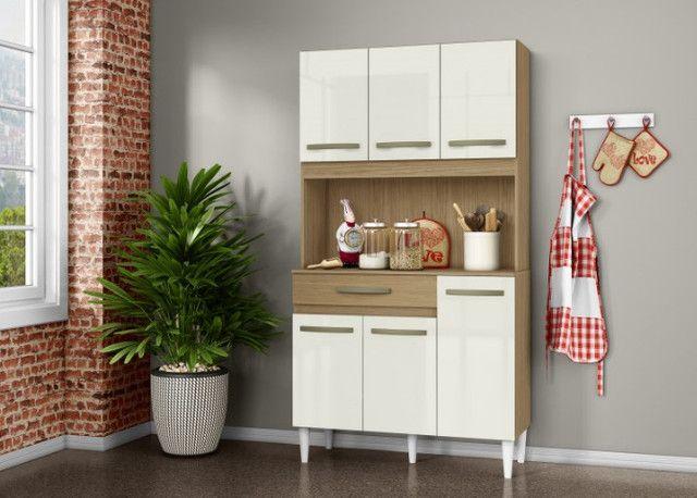 Compre Lindo Armário de Cozinha - Foto 2