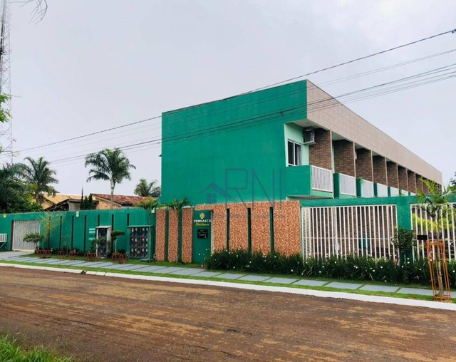 Residencial com 16 Sobrados no Bom Clima em Chapa dos Guimarâes-MT - Foto 5