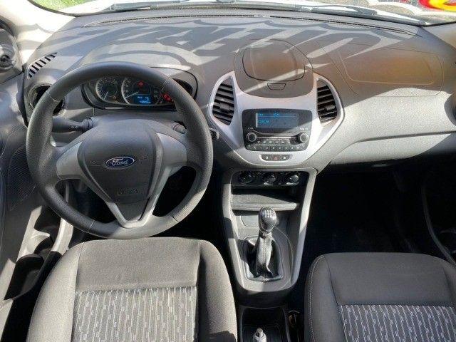 Ford Ka SE 1.0 - 2019 - Novíssimo, Revisado e C/ Garantia - Foto 7