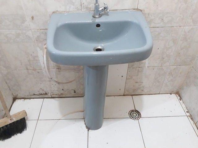 Vendo Vaso Sanitária e Pia - Foto 4
