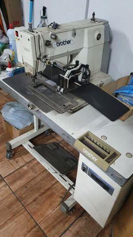 Máquina de Costura Filigrana Brother 311A - Foto 2